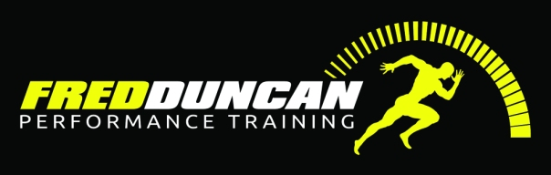 Fred Duncan Performance Training Logo Banner