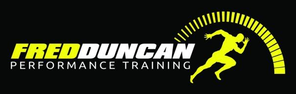 Fred Duncan Performance Training Logo Banner